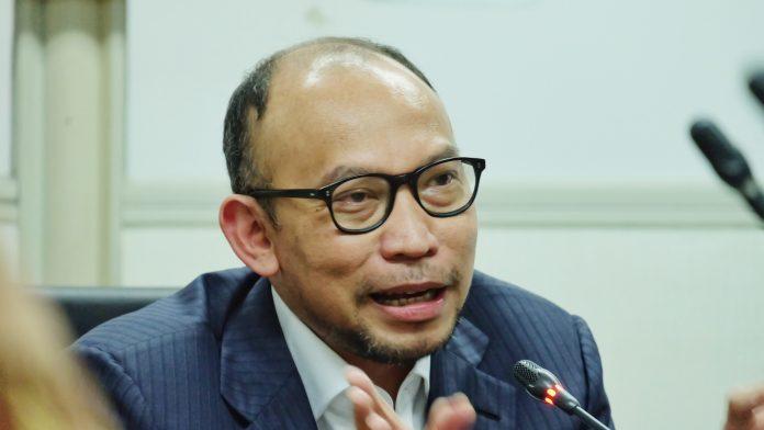 Mantan Menteri Keuangan, Chatib Basri