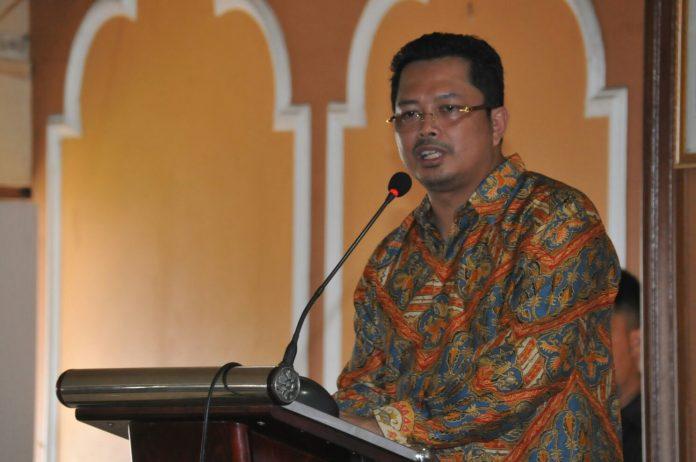Wakil Ketua MPR RI Dr. Mahyudin, ST, MM