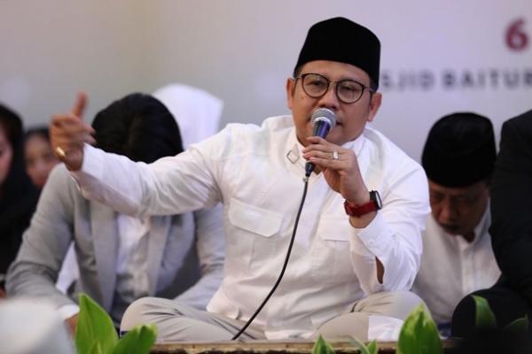 Ketua Umum Partai Kebangkitan Bangsa (PKB) Muhaimin Iskandar.