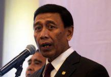 Wiranto akui alutsista terkendala anggaran