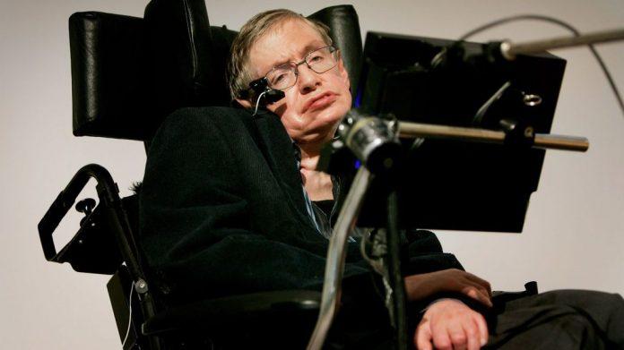 Stephen Hawking meninggal dunia