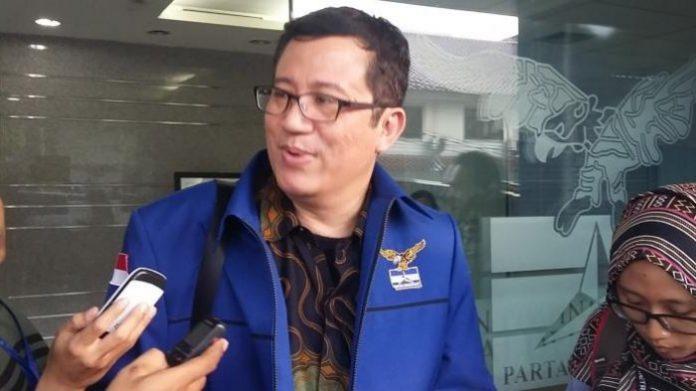 Wasekjen Partai Demokrat Didi Irawadi Syamsuddin