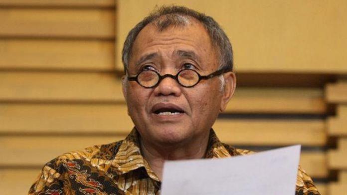 Agus Rahardjo, Ketua KPK.