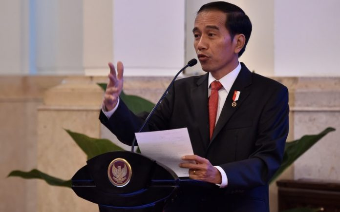 presiden Jokowidodo