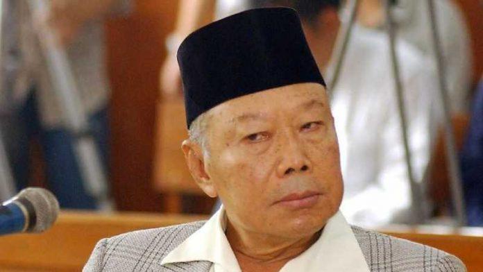 Adik Mendiang Soeharto Probosutedjo