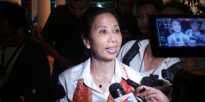 Menteri BUMN, Rini Soemarno.