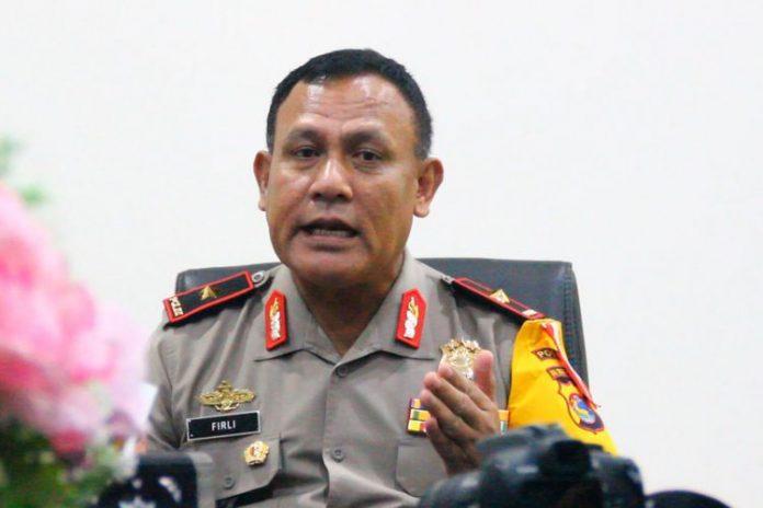 Kapolda Nusa Tenggara Barat (NTB) Brigjen Pol Firli