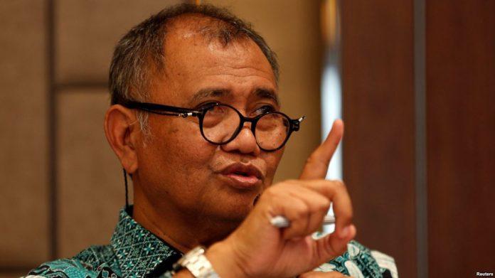 Ketua Komisi Pemberantasan Korupsi (KPK), Agus Rahardjo