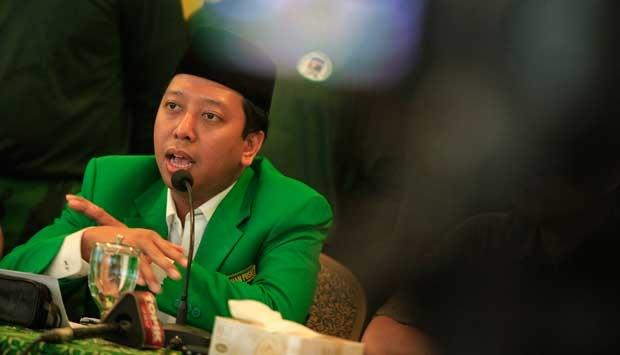 Ketua Umum PPP M Romahurmuziy