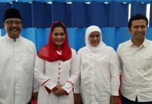 Pasangan calon gubernur dan wakil gubernur Jawa Timur pada Pilkada 2018