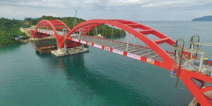 Jembatan Holtekamp Jayapura