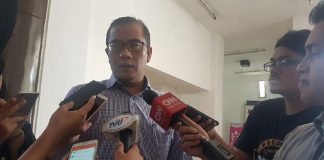 Komisioner KPU RI, Hasyim Asyari