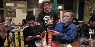 Zulkifli Hasan Bercengkrama dengan Pecinta Mobile Legend