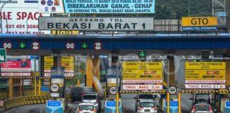 Pintu Tol Jakarta