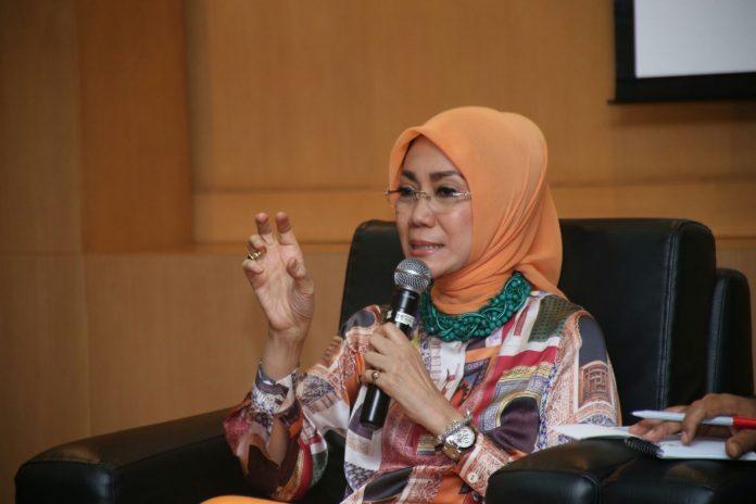 Anggota Komisi IX DPR RI Okky Asokawati