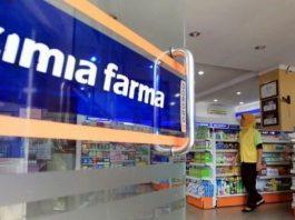 PT Kimia Farma.