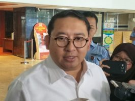 Wakil Ketua Umum Partai Gerindra sekaligus Wakil Ketua DPR Fadli Zon saat ditemui di Kompleks Parlemen