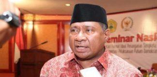 Ketua DPP Partai Amanat Nasional (PAN) Ali Taher Parasong