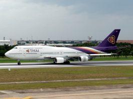 Airbus A380-841, Thai Airways International AN2253510