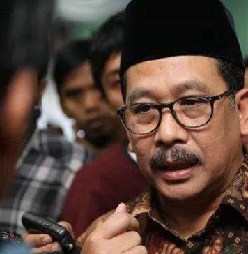 Wakil Ketua Umum Majelis Ulama Indonesia (MUI) Zainut Tauhid Sa'adi