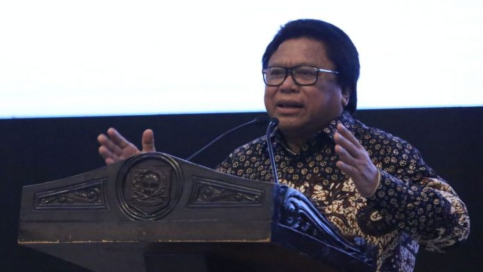 Ketua DPD RI Oesman Sapta Odang (OSO)