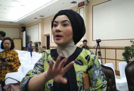 Plt Direktur Utama sekaligus Direktur SDM: Nicke Widyawati