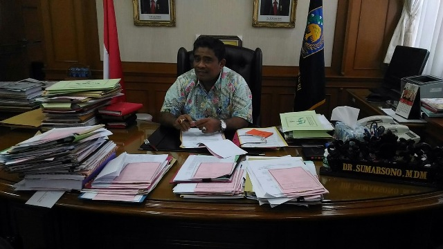 Direktur Jenderal Otonomi Daerah Kementerian Dalam Negeri, Sumarsono
