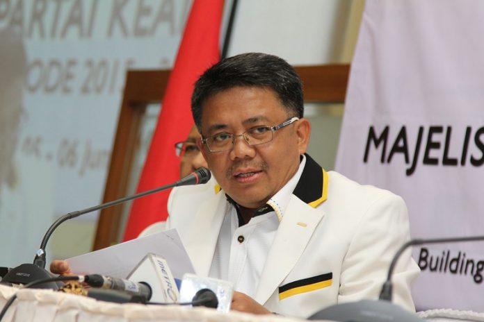 Presiden PKS Sohibul Iman