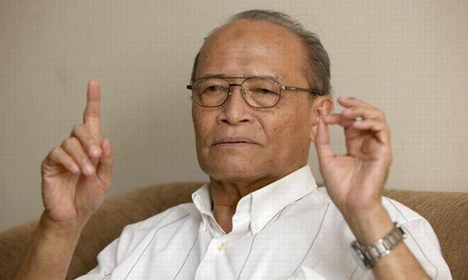 Mantan Ketua Umum Pimpinan Pusat Muhammadiyah Ahmad Syafii Maarif atau Buya Syafii