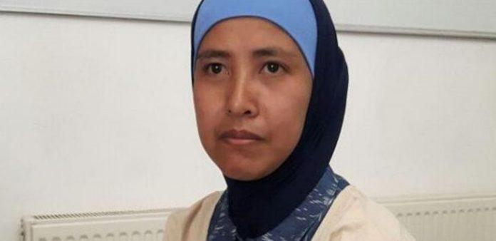 Tenaga kerja Indonesia, Dastin binti Tasja