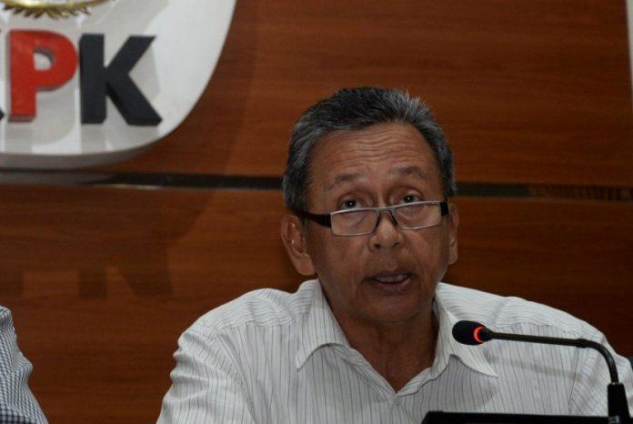 Ketua BPK, Moermahadi Soerja Djanegara