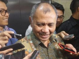 Ketua Komisi Pemberantasan Korupsi (KPK) Agus Rahardjo