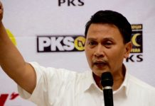 Wakil Sekretaris Jendral (Wasekjen) Partai Keadilan Sejahtera (PKS) Mardani Ali Sera