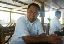 Ketua Komisi V DPR RI Fary Djemy Francis