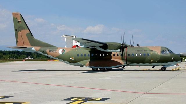 Kecelakaan pesawat terjadi di sebelah timur Aljazair