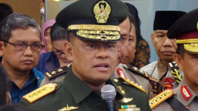Jenderal (Purn) TNI Gatot Nurmantyo