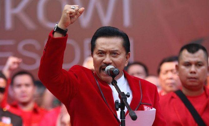 Ketua Umum Partai PKPI