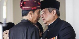 Presiden Jokowidodo Dan Susilo Bambang Yudhoyono