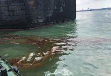 Polisi mulai menunjukkan kemajuan dalam penyidikan kasus tumpahan minyak di Teluk Balikpapan.