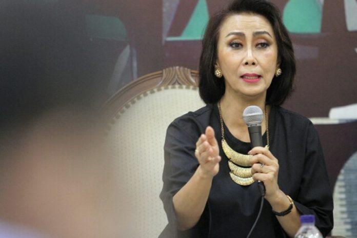 Pakar hukum pidana dari Universitas Trisakti, Yenti Garnasih