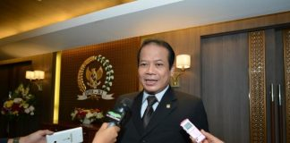 Wakil ketua Dewan Perwakilan Rakyat (DPR) RI, Taufik Kurniawan.