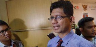 Wakil Ketua Komisi Pemberantasan Korupsi (KPK) Laode Syarif
