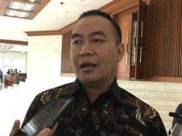 Anggota Komisi III DPR RI Didik Mukrianto