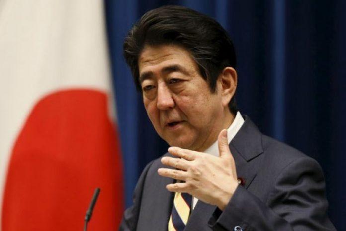 Perdana Menteri Shinzo Abe