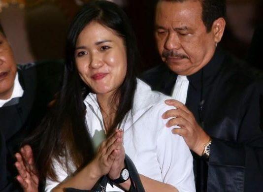 Sidang saksi Jessica Kumala Wongso