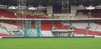 Stadion Utama Gelora Bung Karno, Senayan, Jakarta, Pusat