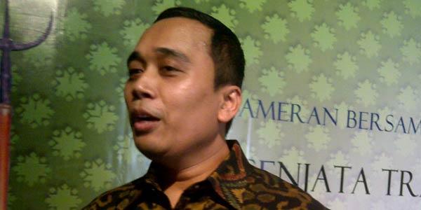 Anggota DP RI Putu Supadma Rudana