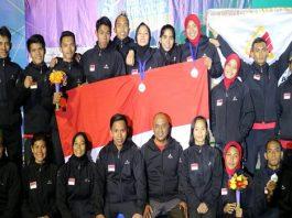 Tim Nasional Panjat Tebing Indonesia