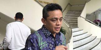 Direktur Jenderal Pengelolaan Pembiayaan dan Risiko Kemenkeu, Luky Alfirman