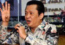 Ketua Dewan Perwakilan Rakyat (DPR) RI, Bambang Soesatyo